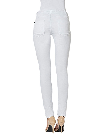 Billede af Decoy stretch Jegging for her White 88220 1200