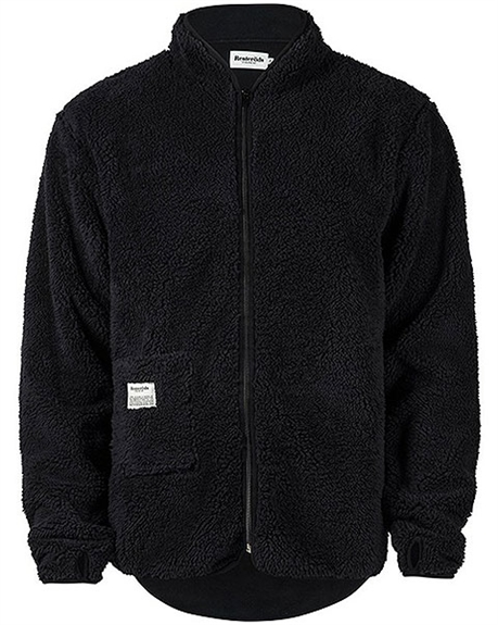 Billede af Resteröds Fleece-Sweater in Black 8163 6193 09