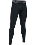 Billede af Under Armour Sorte HeatGear Armour Kompressions-tights 2.0 1289577 001