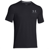 Billede af Under Armour Sort Charged Cotton Sportstyle T-Shirt 1257616 001
