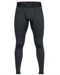 Billede af Under Armour Til Ham Sorte ColdGear Kompressions-leggings 1320812 001